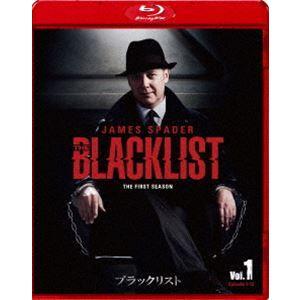 ブラックリスト シーズン1 ブルーレイ コンプリートパック Vol.1 [Blu-ray]|ggking