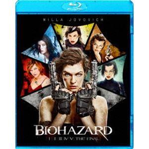 バイオハザード ブルーレイ コンプリート バリューパック [Blu-ray]|ggking