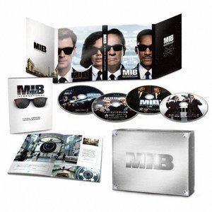メン・イン・ブラック 4ムービー・コレクターズBOX(ブルーレイセット)【初回生産限定】 [Blu-ray]|ggking