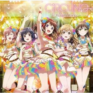 Poppin'Party / CiRCLING [CD]|ggking