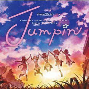 Poppin'Party / Jumpin'【Blu-ray付生産限定盤/CD+Blu-ray】 [CD]|ggking