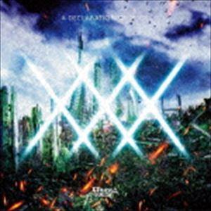 RAISE A SUILEN / A DECLARATION OF ×××(通常盤) [CD]|ggking