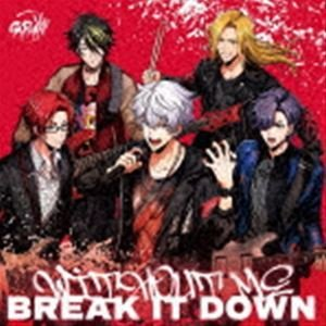 GYROAXIA / WITHOUT ME/BREAK IT DOWN(通常盤) (初回仕様) [CD]|ggking