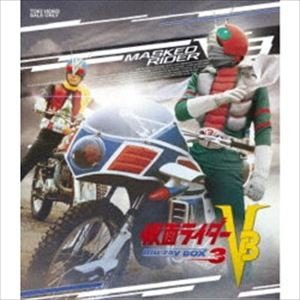 仮面ライダーV3 Blu-ray BOX 3 [Blu-ray]|ggking