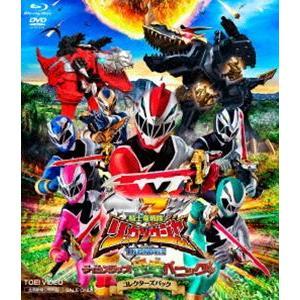 騎士竜戦隊リュウソウジャー THE MOVIE タイムスリップ!恐竜パニック!! コレクターズパック [Blu-ray]|ggking