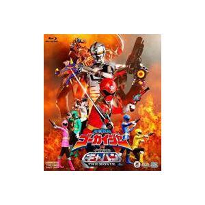 海賊戦隊ゴーカイジャー VS 宇宙刑事ギャバン THE MOVIE [Blu-ray]|ggking