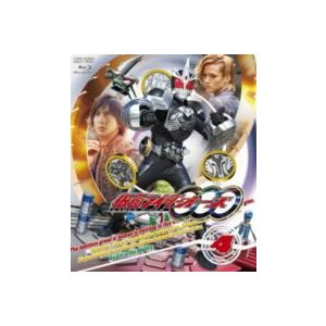 仮面ライダーOOO(オーズ) VOL.4 [Blu-ray] ggking