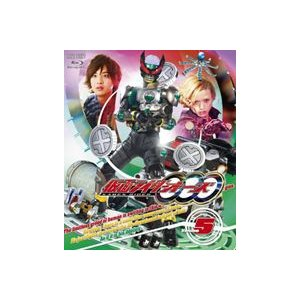 仮面ライダーOOO(オーズ) VOL.5 [Blu-ray] ggking
