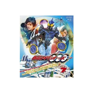 仮面ライダーOOO(オーズ) VOL.7 [Blu-ray] ggking
