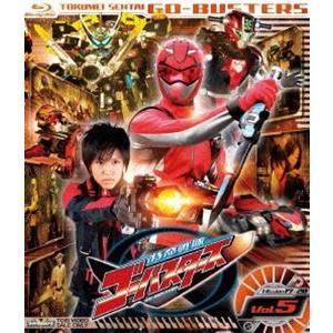 特命戦隊ゴーバスターズ VOL.5 [Blu-ray]|ggking