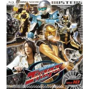 特命戦隊ゴーバスターズ VOL.10 [Blu-ray]|ggking