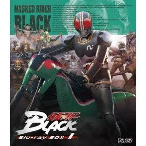 仮面ライダーBLACK Blu-ray BOX 1 [Blu-ray]|ggking
