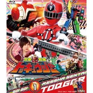 スーパー戦隊シリーズ 烈車戦隊トッキュウジャー VOL.1 [Blu-ray]|ggking