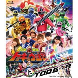 スーパー戦隊シリーズ 烈車戦隊トッキュウジャー VOL.12 [Blu-ray]|ggking