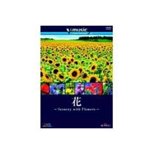 V-music 03 花 Scenery with Flowers [DVD]