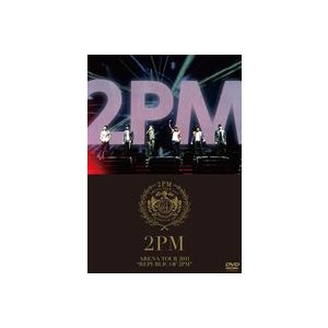 ARENA TOUR 2011 REPUBLIC OF 2PM(通常盤) [DVD]|ggking