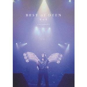 DEEN/Best of DEEN キセキ LIVE COMPLETE [DVD]|ggking