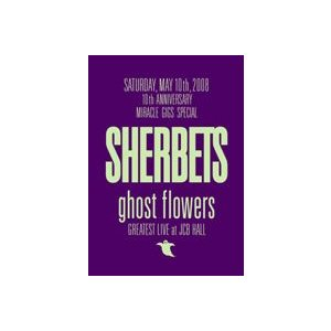 種別:DVD SHERBETS 解説:2008年5月10日にJCB HALLで行われた10周年記念ラ...