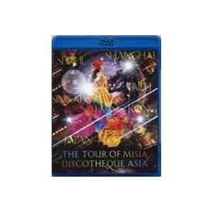 MISIA/THE TOUR OF MISIA DISCOTHEQUE ASIA [Blu-ray]|ggking