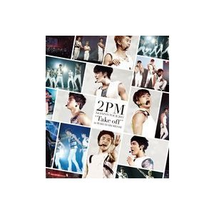 """2PM/1st JAPAN TOUR 2011 """"Take off"""" in MAKUHARI MESSE [Blu-ray] ggking"""