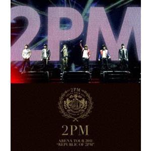 "2PM/ARENA TOUR 2011 ""REPUBLIC OF 2PM"" [Blu-ray] ggking"
