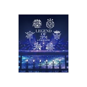 2PM/LEGEND OF 2PM in TOKYO DOME(通常盤) [Blu-ray]|ggking