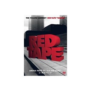 """THE YELLOW MONKEY/RED TAPE """"NAKED"""" -ARENA TOUR '97 """"FIX THE SICKS"""" at 横浜アリーナ- [DVD]