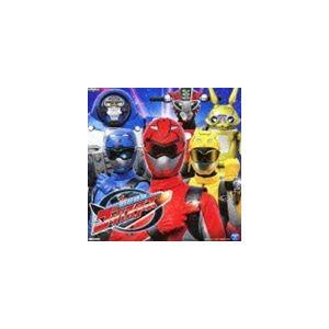 高橋秀幸 / 特命戦隊ゴーバスターズ 主題歌 バスターズ レディーゴー!/キズナ〜ゴーバスターズ!(通常盤) [CD]|ggking