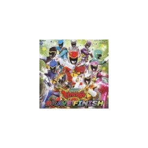 獣電戦隊キョウリュウジャー全曲集 ブレイブフィニッシュ [CD]|ggking