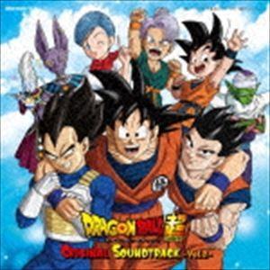 住友紀人(音楽) / ドラゴンボール超 オリジナルサウンドトラック-Vol.2- [CD] ggking