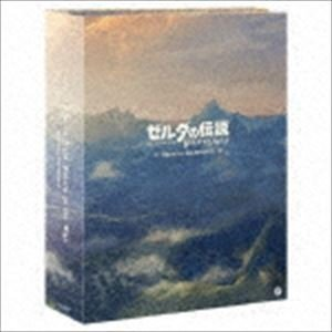 (ゲーム・ミュージック) ゼルダの伝説 ブレス オブ ザ ワイルド オリジナルサウンドトラック(通常盤) [CD]|ggking