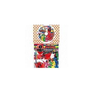 コロちゃんパック スーパー戦隊シリーズ::烈車戦隊トッキュウジャー1 [CD]|ggking