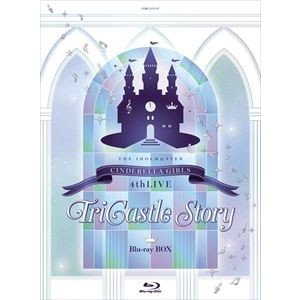 THE IDOLM@STER CINDERELLA GIRLS 4thLIVE TriCastle Story【初回限定生産】 [Blu-ray]|ggking
