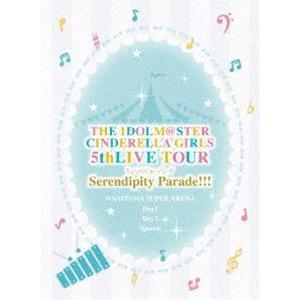 THE IDOLM@STER CINDERELLA GIRLS 5thLIVE TOUR Serendipity Parade!!!@SAITAMA SUPER ARENA【初回限定生産】 [Blu-ray]|ggking