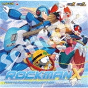 (ゲーム・ミュージック) ロックマンX アニバーサリーコレクション サウンドトラック [CD]...