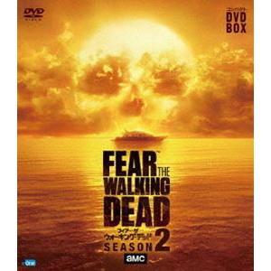 フィアー・ザ・ウォーキング・デッド コンパクト DVD-BOX シーズン2 [DVD]|ggking