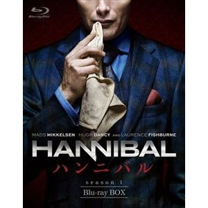 HANNIBAL/ハンニバル Blu-ray-BOX [Blu-ray]|ggking