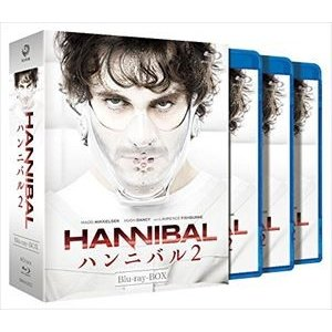 HANNIBAL/ハンニバル2 Blu-ray BOX [Blu-ray]|ggking