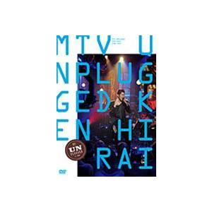 平井堅/MTV UNPLUGGED Ken Hirai [DVD]|ggking