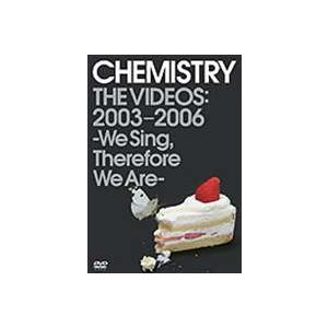 CHEMISTRY THE VIDEOS:2003-2006 〜We Sing,Therefore We Are〜 [DVD]|ggking
