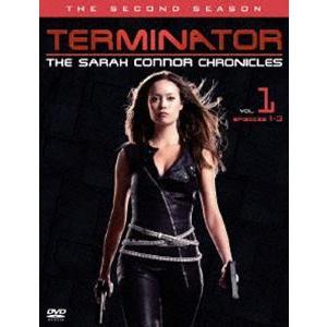 ターミネーター:サラ・コナー クロニクルズ〈セカンド・シーズン〉 Vol.1 [DVD]