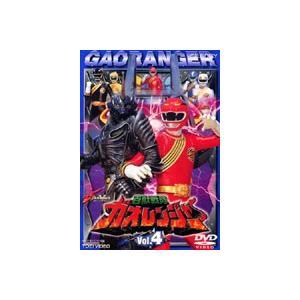 百獣戦隊ガオレンジャー Vol.4 [DVD]|ggking