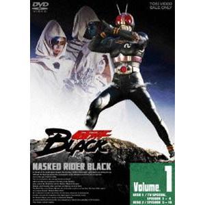 仮面ライダー BLACK VOL.1 [DVD]|ggking