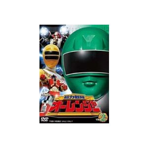超力戦隊オーレンジャー VOL.2 [DVD]|ggking