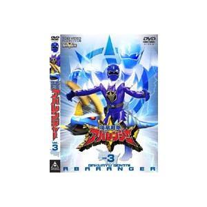 爆竜戦隊アバレンジャー Vol.3 [DVD]|ggking