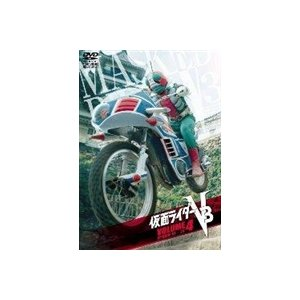 仮面ライダー V3 VOL.4 [DVD]|ggking