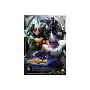 仮面ライダー 剣 VOL.5 [DVD]|ggking
