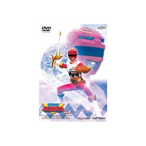 星獣戦隊ギンガマン VOL.1 [DVD]の商品画像