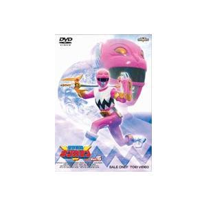 星獣戦隊ギンガマン VOL.5(完) [DVD]|ggking
