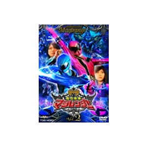 魔法戦隊マジレンジャー VOL.2 [DVD]|ggking